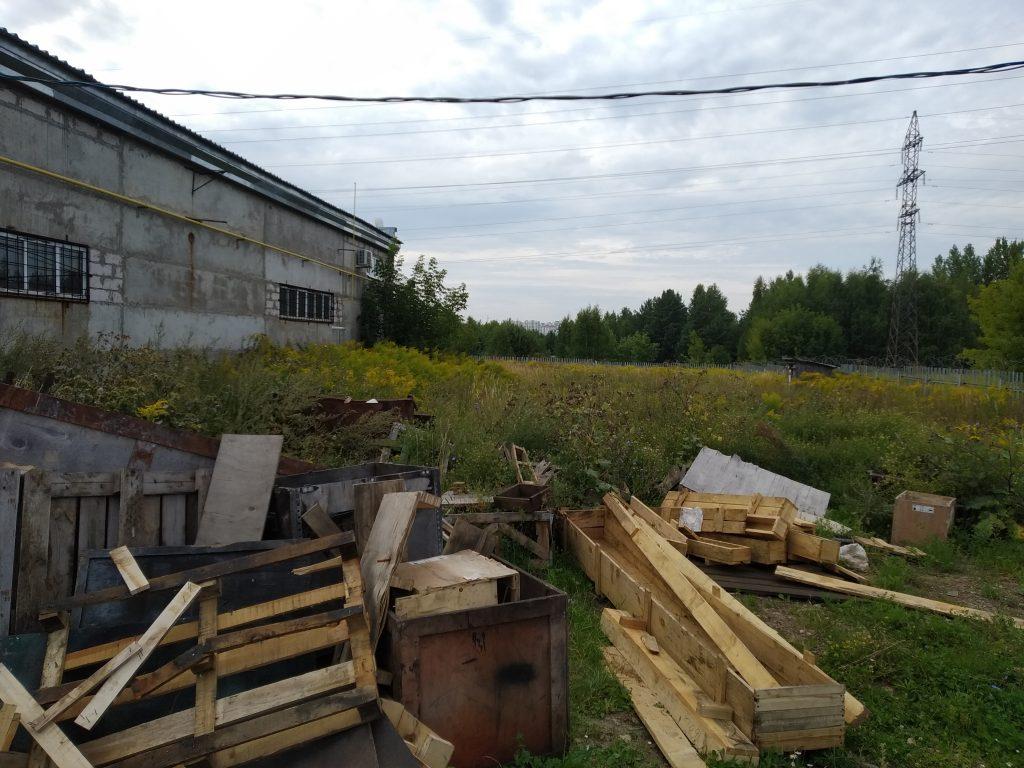 Строительная площадка Ижевск